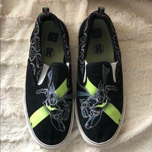 Gap Kids Batman sneakers.